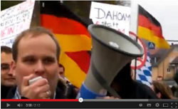 Video zur Versammlung in Pfaffenhofen