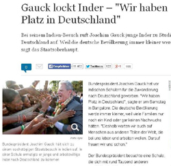 gauck-klein