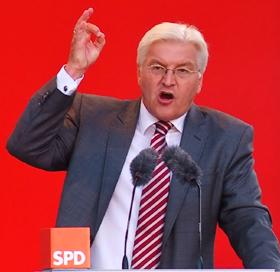 Frank-Walter Steinmeier, Foto: CC-Lizenz, Arne List