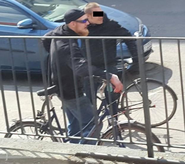 Zwei Linksextremisten in Berlin-Mitte