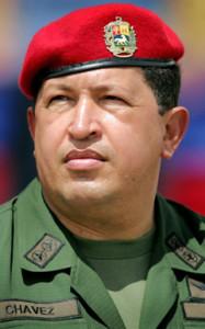 Hugo Chávez starb 2013.