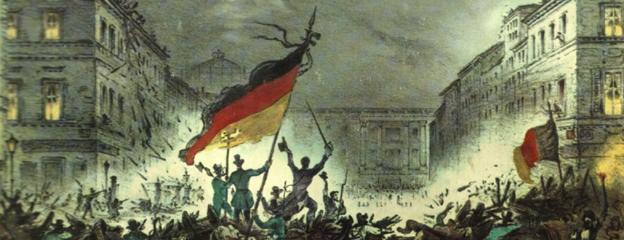 Pro Deutschland tritt ein nicht für die Schwächung, sondern für die Erneuerung der Republik im Geist von 1848.